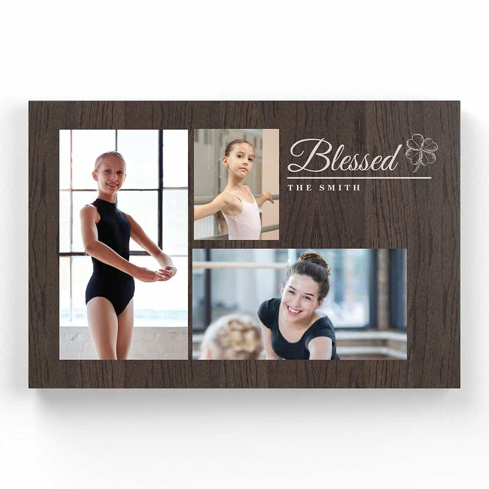 Dance Photo Canvas, Gift for Daughter
