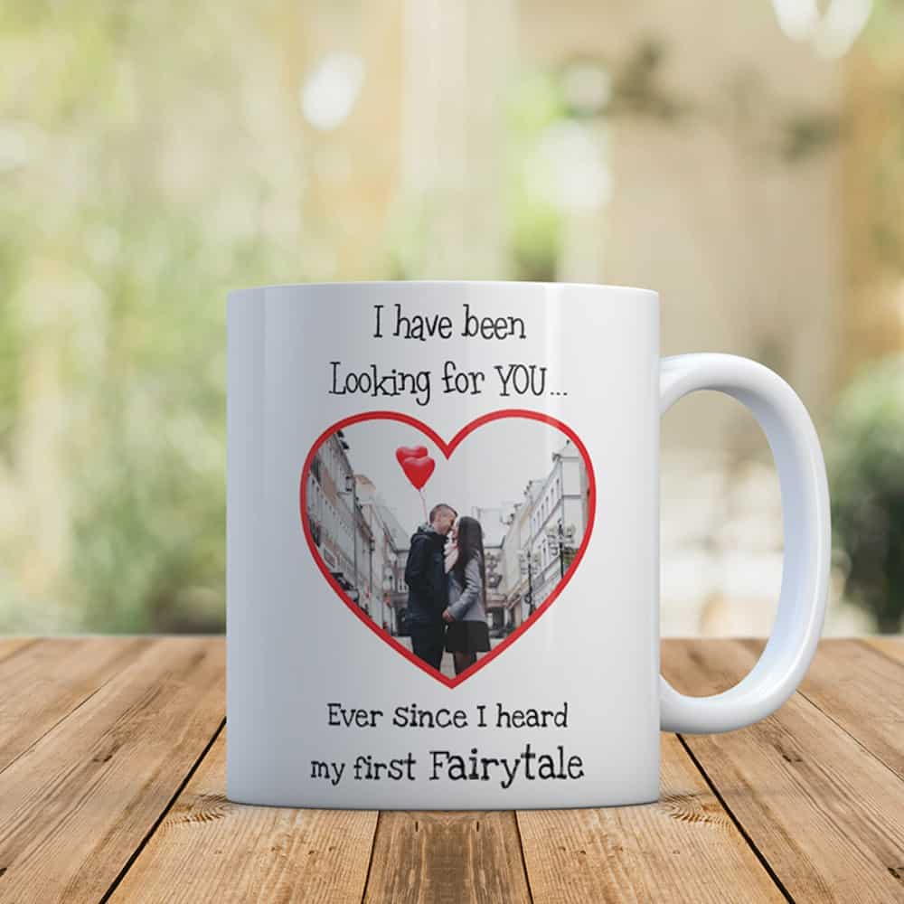 I Have Been Looking For You Anniversary Gift Custom Mugs