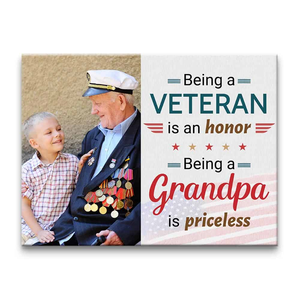 being-a-veteran-is-an-honor-being-a-grandpa-is-priceless-custom-photo-canvas