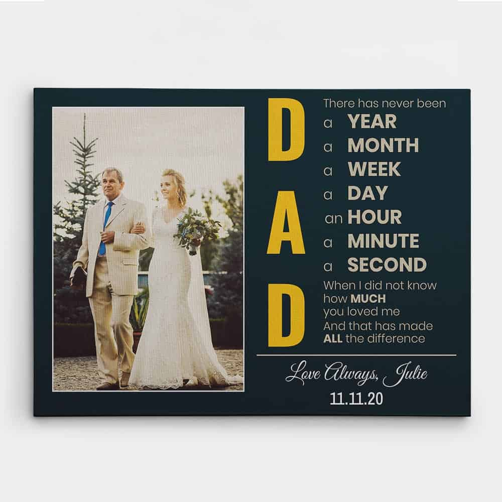 dad-there-has-never-been-a-year-custom-photo-canvas-print