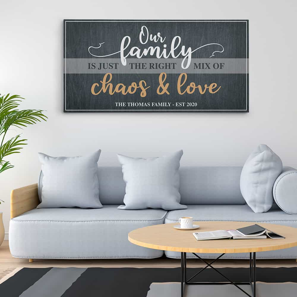 Welcome to Our Family!   Family Fare