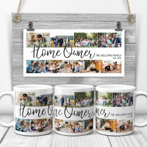 homeowner custom canvas print